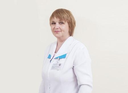 Дубовская Жанна Леонидовна