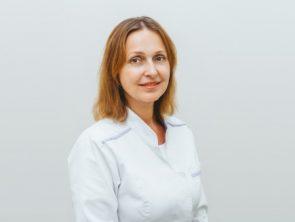 Цилиндь Галина Николаевна